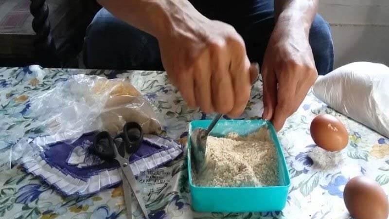 Umpan Racikan Ikan Lele